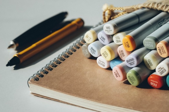 Drawing Design Creativity Art Colored Pencils